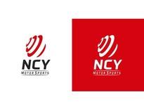NCY Motors LOGO提案-鹿果數位溝通 (Lugo)