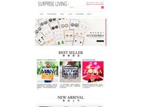 商城賣場類-慶應網站設計