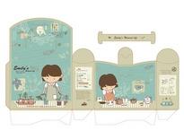 艾蜜莉手提紙盒-翊鼎廣告設計